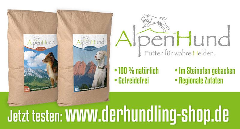 Alpenhund – Futter für wahre Helden